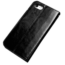 2017 Leather +TPU phone cover for I8 with transportation card credit card slot