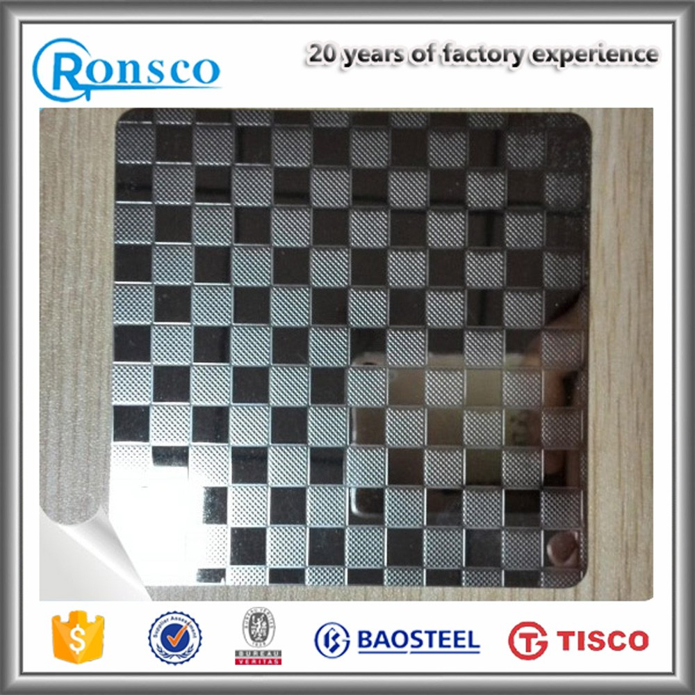 astm-a276 316l 304 stainless steel decorative sheet price per kg