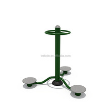 new Tripe Hip Twister galvanized outdoor fitness equipment