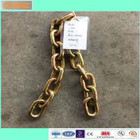 welded G70 carbon steel short link chain