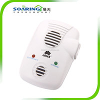 3 In 1 Ultrasonic And Electromagnetic Pest Repeller/ Indoor Pest Control With Outlet
