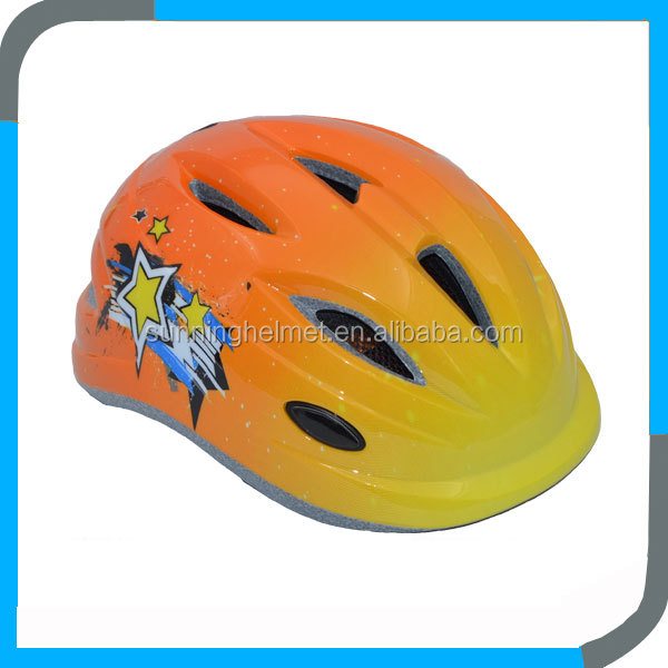 colorful lovely size S child bike helmets for children,children bike helmets,cheap children bike helmets OEM