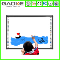 low cost interactive whiteboard multimedia smart whiteboard Cheap China Smart Class IR Multitouch board