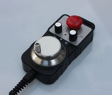 SH48 CNC Wireless RF Electronic Handwheel Remote Pendant MPG USB for Ncstudio CNC