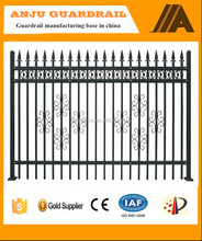 DK-003 competitive price quality-assured wrought iron fence accessories