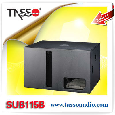 Professional sound and light system nexo ls1200 pa sub woofer speaker