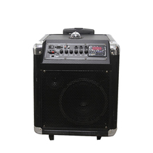 8inch Trolley Rechargeable Speaker cheap bluetooth speaker QJ-TS57 al quran karim mp3 gadgets products hoverboard