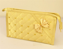 pvc cosmetic bag 2013 beautiful bags poliester lapiz bolsa