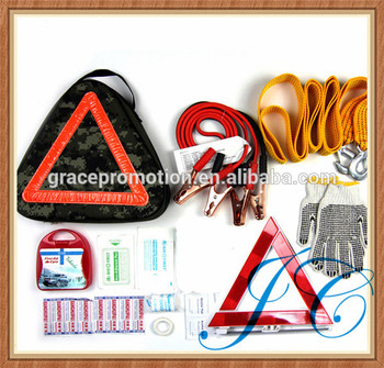 Professional outdoor car first aid kit bags for wholesale