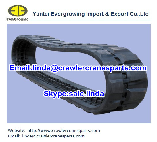Rubber Track for Excavator Track Loader ATV and Combination Harvesters