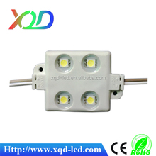 5050 4leds waterproof outdoor full color smd led module p68