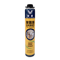 large expansion PU polyurethane closed cell spray pu foam sealant directly sale