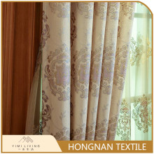 Hot sale professional fancy blackout window curtain models