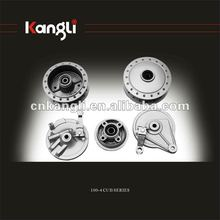 motorcycle wheel hub hub cover for thai honda .cd70 dayang 100 DY100