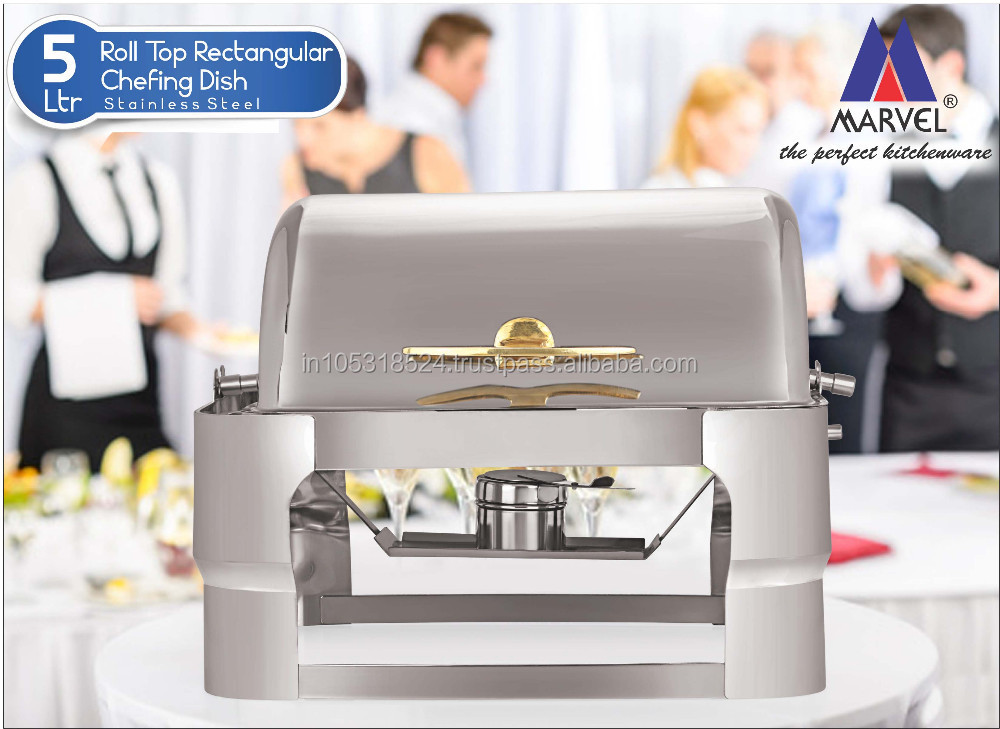 Stainless Steel Chafing Dish/Buffet Chafing Dish/Hotel Equipment
