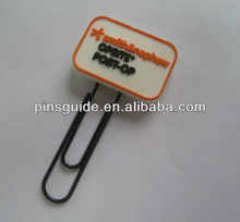 Christmas Promotional Custom Shaped Paper Clips
