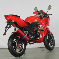 Sport Adult Automatic Motorcycle 125Cc