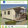 Healthy wall materials prefab cabin