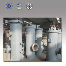 U Stamp Oil and Gas Filter Separator Used in Oil Field