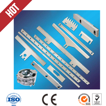 HARSLE brand cutting packaging bag serrated cutting blades