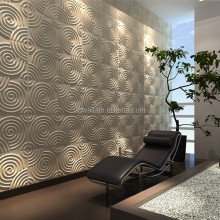 modern interior decorative 3d design plant fiber arabic wall paper