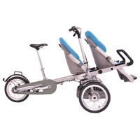 Electric baby buggy
