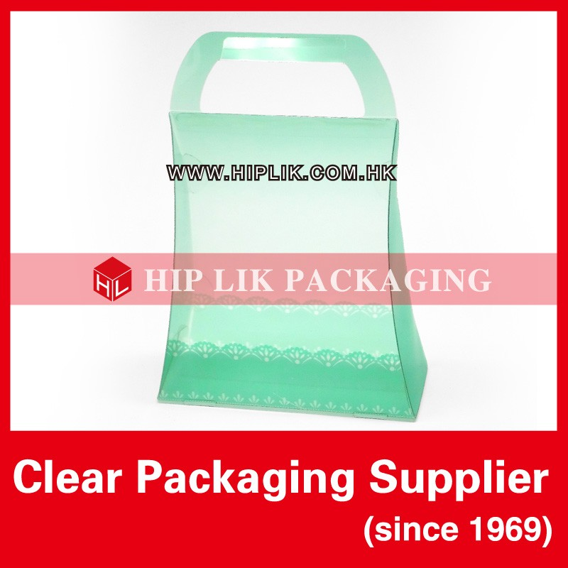 Plastic Clear PVC Box