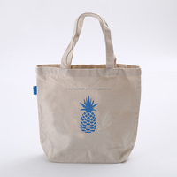 China Wholesale Recycle Organic Cotton Advertising Shopping Bag