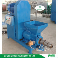 new type biomass briquette machine