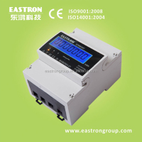 SDM630D ,Three Phase Din Rail Energy Meter, High Qulity Energy Meter,Direct Connection Energy Meter,DC,Din Rail Mounted
