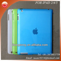 hot sale protective clear case for new ipad cover