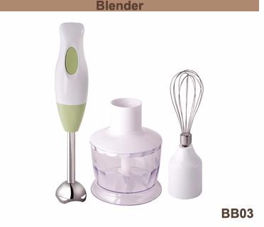 Anbolife aparelho de cozinha strainless aço industrial bom vácuo comercial liquidificador elétrico misturador da mão/blender