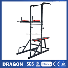 2015 new design Dip Station Multi gym pull up power tower PT2015