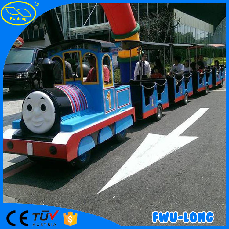 Battery powered customized carnival miniature trains for sale