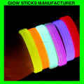 Holiday Gifts Glow Bracelet Jewelry Glow Light Stick Bracelet for Party Supplies