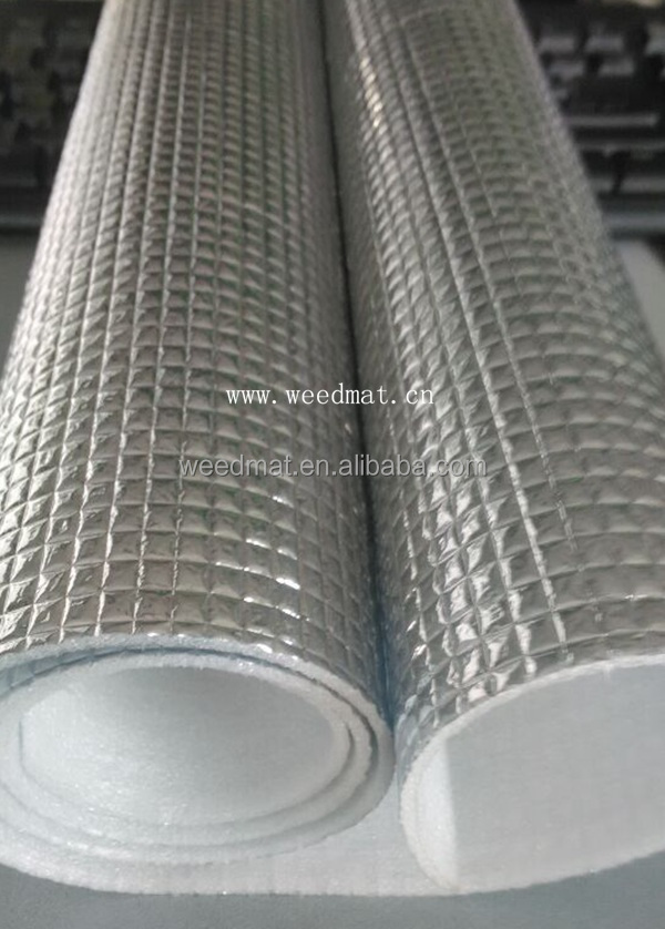 customized heat resistant PE foam insulation