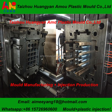 manufactruing plastic injection beer bottle crates mould