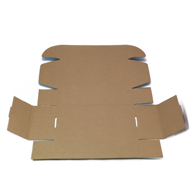 cheap price corrugated carton box packaging box/foldable kraft paper box