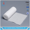 YD30090 Medical disposable Supplies wholesale polyester and viscose plain conforming bandage