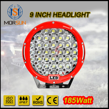 High Efficient Off Road 9inch 185w LED Work Light/LED 185w Driving Light