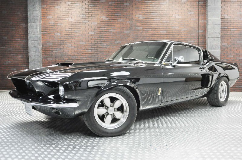 1967 Ford Mustang Cobra GT500 Fastback Coupe