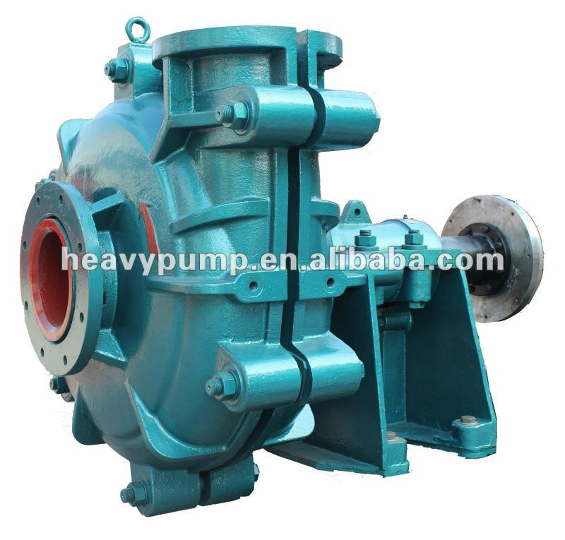 horizontal centrifugal hydraulic electric chemical sewage mud dredge sand slurry water pump (ISO9001)