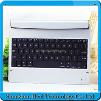 Wireless Aluminum Keyboard Stand/Case/Cover For Apple iPad 2 3 4 Air Air 2 White