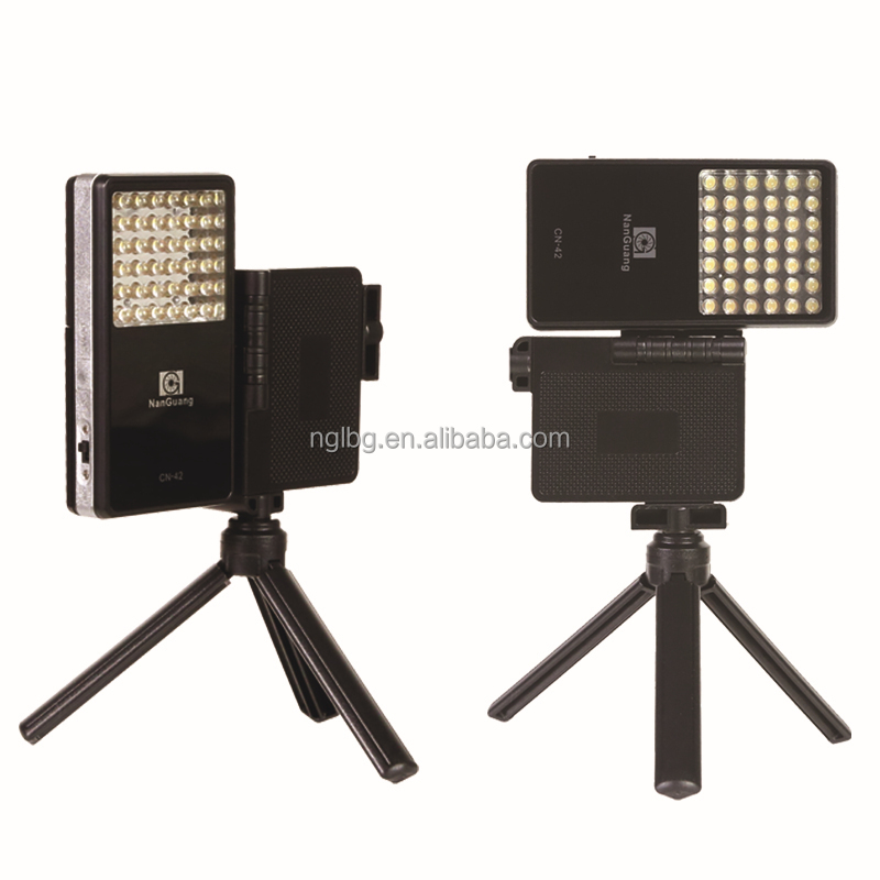 Nanguang 2.5W CN-42 smart phone LED Light Ra 95