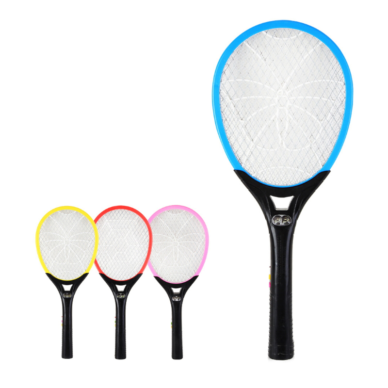 Essential for Mosquito Removal in Summer, Safety Protection Mosquito Swatter EM-007