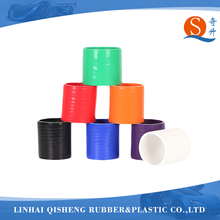 Connecting Coupler 5mm Wall Thickness 76mm straight hump silicone pipe