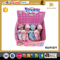 Lovely 12 inch mini cotton filling dolls with IC