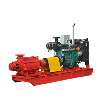 Diesel Engine Driven Water Pump for Sale