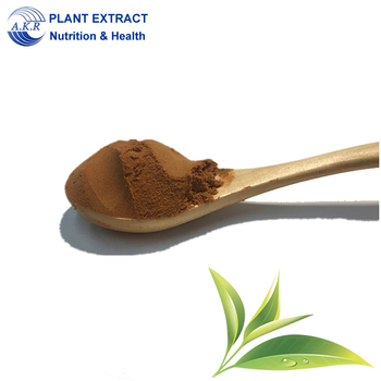 Organic GMP Certified Natural active ingredients EGCG, L-theanine, Polyphenol bio green tea P.E. powder