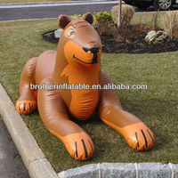 Logo Available Animal Advertising Inflatable Lion